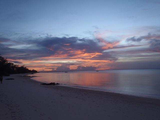 Vamizi Sunset