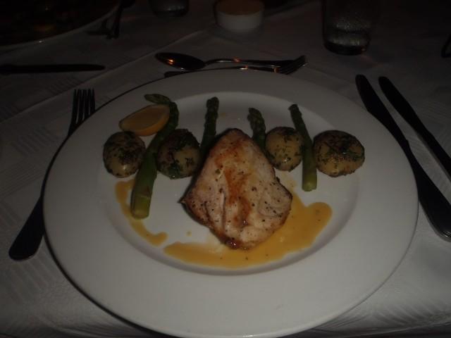 King Fish Dinner