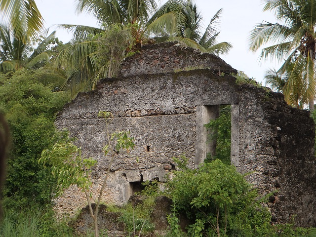 Vamizi - Old Fort