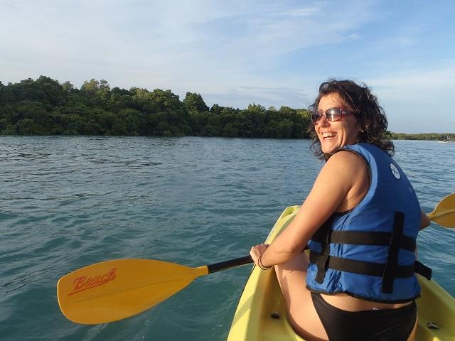 Vamizi Kayak Trip
