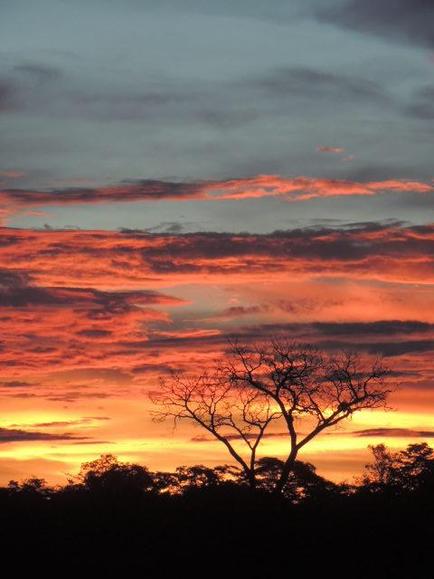 Elephant's Eye, Sunset